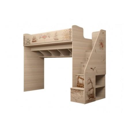 Детская кровать-чердак Квест 18
