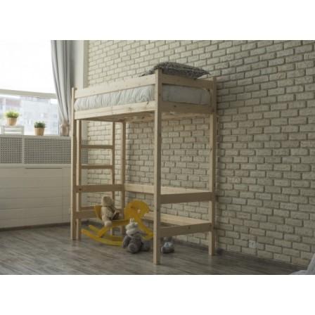 Детская кровать-чердак Ланто-1