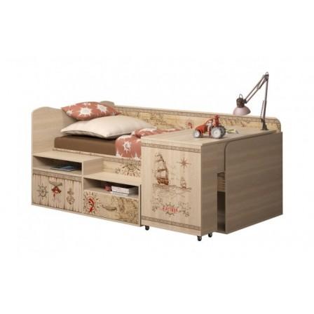 Детская кровать-чердак Квест 12