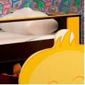 Детская кровать-чердак Vitamin 4 (80х160)