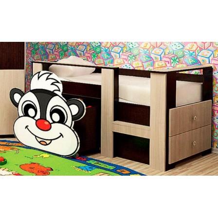 Детская кровать-чердак Vitamin 5 (80х160)