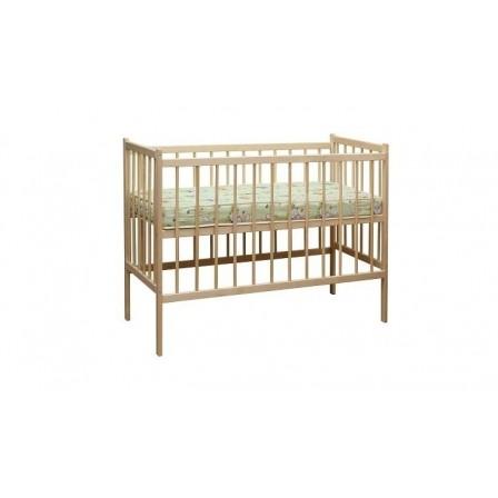 Кроватка для новорожденных ЭКО-5, 60*120