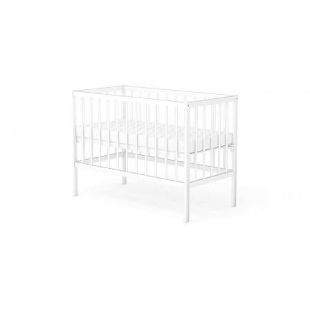 Кроватка для новорожденных Фея 101, белый