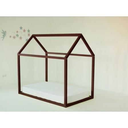 Детская кроватка-домик Дрима Бейс