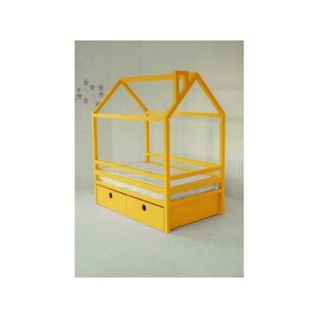 Детская кроватка-домик Дрима Бокс
