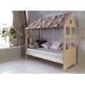 Детская кроватка-домик Гномик