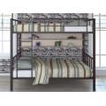 Двухъярусная детская кровать с бортиками Валенсия 120