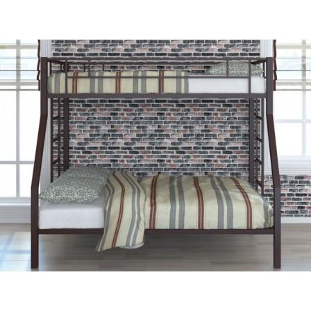 Двухъярусная детская кровать Раута Твист