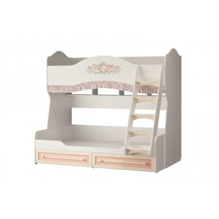 Кровать двухъярусная Алиса-16