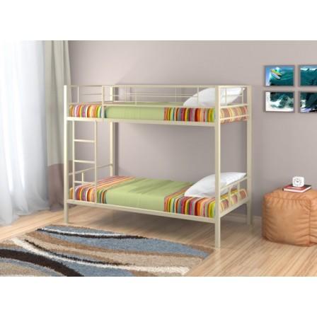 Металлическая двухъярусная кровать Севилья-2
