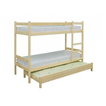 Двухъярусная детская кровать Апура