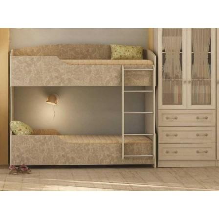 Двухъярусная детская кровать Дженни 15