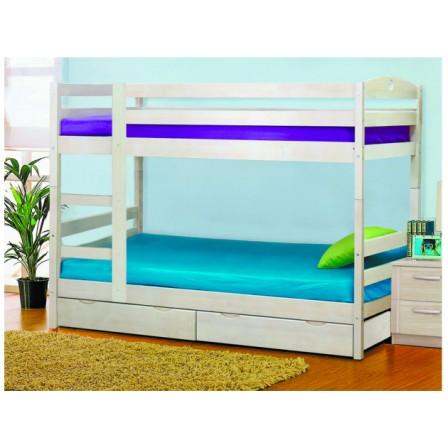 Двухъярусная детская кровать Элегия-2