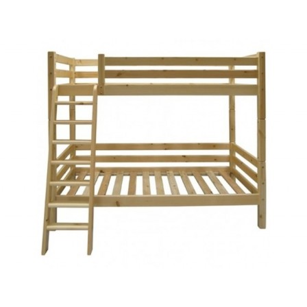 Раскладная двухъярусная кроватка-трансформер для двоих детей Валерия