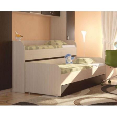 Детская 2-х уровневая кровать Мийа-2 800*2000