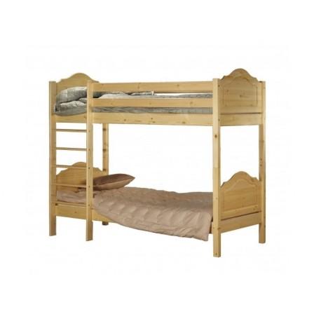 Двухъярусная детская кровать Кая-22
