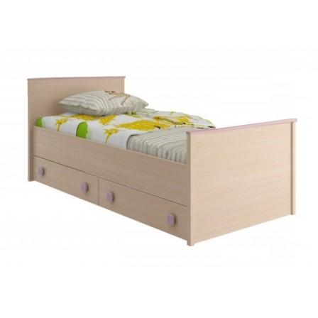 Детская кровать от 3 лет Пинк 1