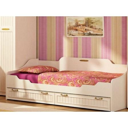 Детская угловая кровать-диван Соната 5