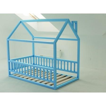 Детская кроватка-домик Дрима МБ