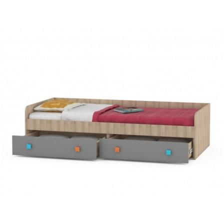 Детская кровать от 3 лет Доминика 453