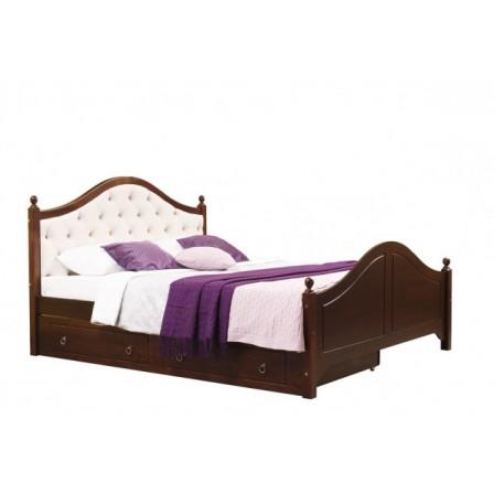 Детская кровать от 3 лет с ящиками Кая 2 М с ящиками