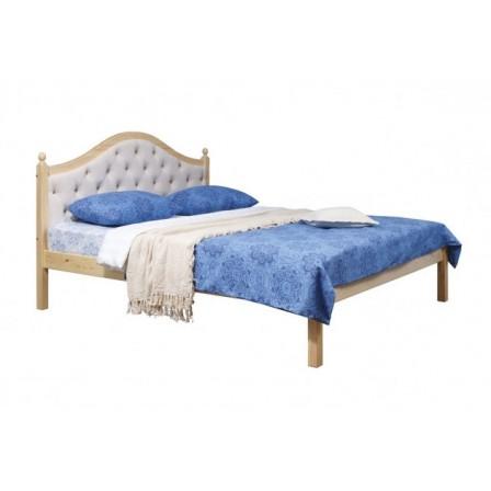 Детская кровать от 3 лет Кая 1 мягкая