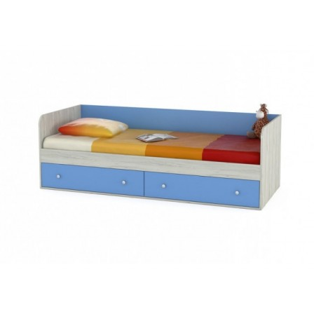Детская угловая кровать-диван Тетрис 1347
