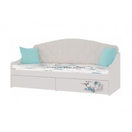 Детская кровать от 3 лет Гламур 5