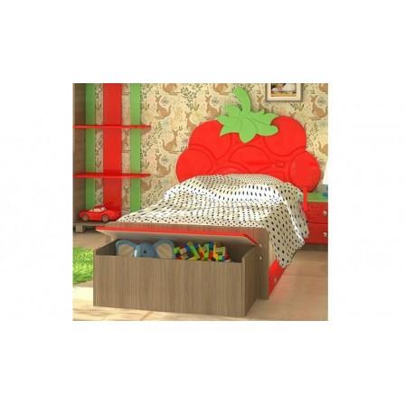 Детская кровать от 3 лет с ящиком Vitamin М (90х190)