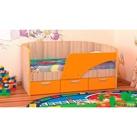 Детская кровать-диван Vitamin 6 (80х160)