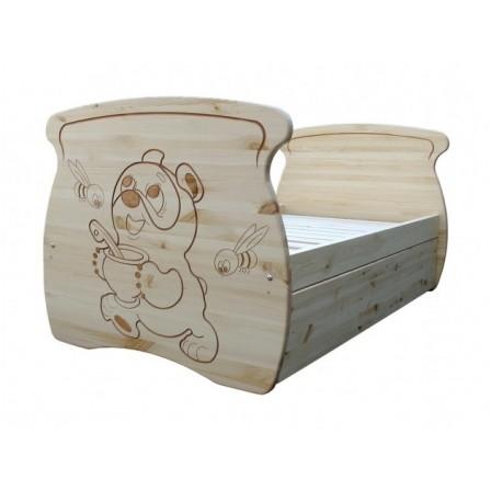 Детская кровать от 3 лет Машенька