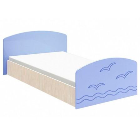 Детская кровать от 3 лет Юниор-2 80, глянец