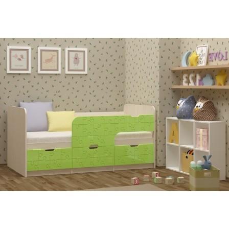 Детская кровать от 3 лет Юниор-9 (80*160)