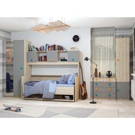 Кровать-стол Доминика 465