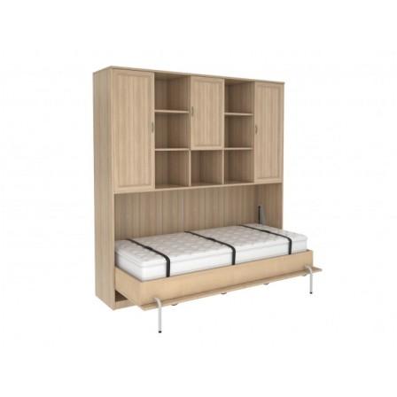 Шкаф-кровать трансформер Мерлен К03
