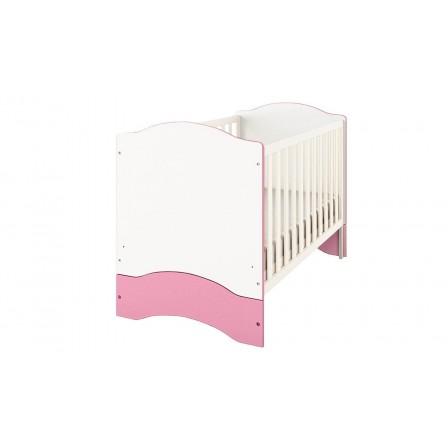 Кроватка-трансформер Polini Simple 70х140