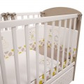 Кроватка-трансформер Polini Disney baby 750 Медвежонок Винни