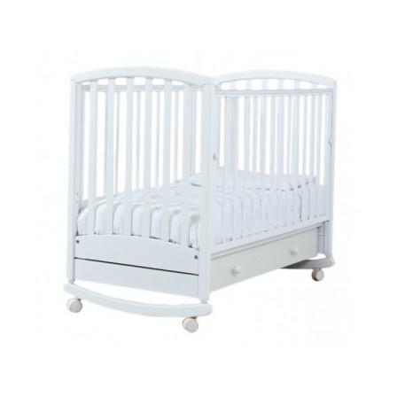 Кроватка-маятник Дашенька