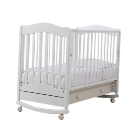 Кроватка-маятник Ванечка