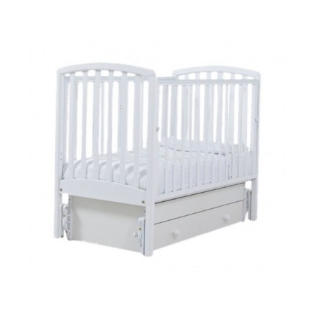 Кроватка-маятник Дашенька М