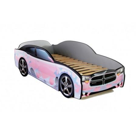Детская кровать-машина Додж