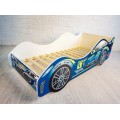 Детская кровать-машина от 3-х лет Молния