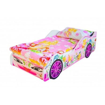 Детская кровать-машина Фея Бель