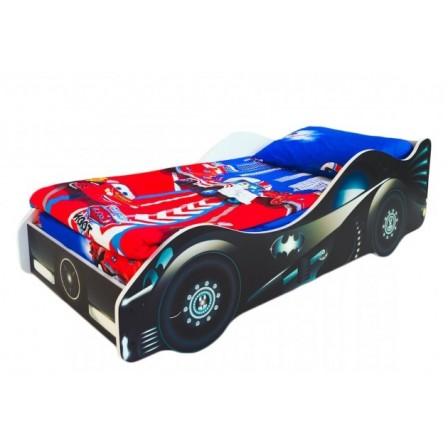 Детская кровать-машинка Бэтмобиль