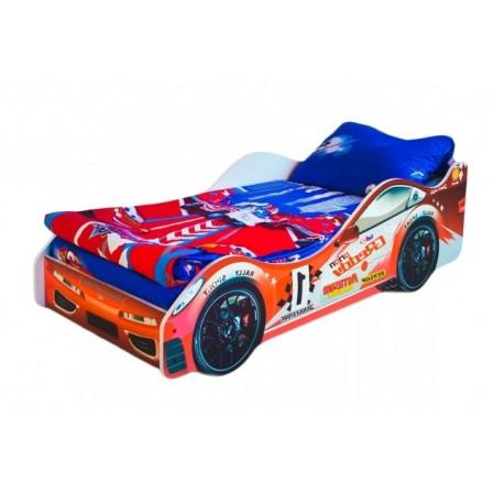 Детская кровать-машинка для мальчика Стрела