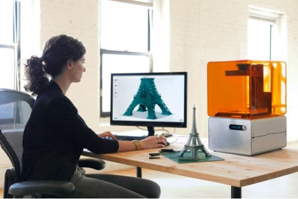 Печать дизайнерской мебели на 3D-принтере.