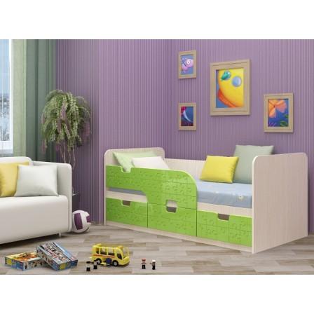 Детская кровать от 3 лет Юниор-9 (80*180)