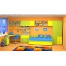 Детская мебель для маленькой комнаты.