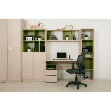 Детская мебель для комнаты школьника, письменные столы, детские шкафы, детские кровати.