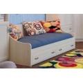 Детская кровать-диван Вега ДМ-09 (800 х 1860)